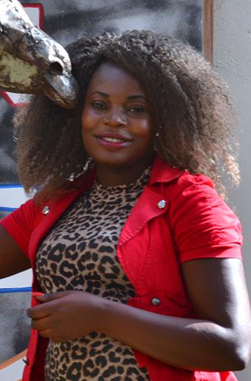 Jacqueline Agwanda