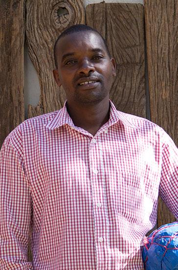 Benjamin Wambua
